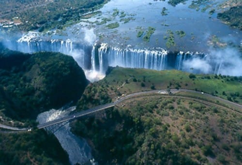 Most Beautiful Tourist Attractions In 2018 - Victoria Falls, Zimbabwe