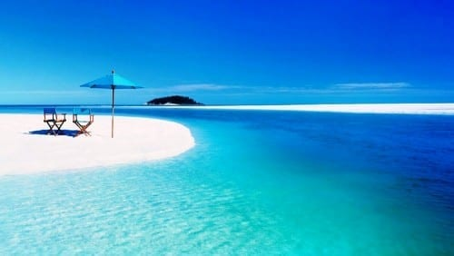Most Beautiful Tourist Attractions In 2018 - Whitehaven Beach, Australia
