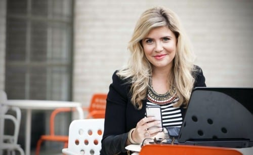 Most Beautiful Women In Tech 2015  - Emma Barnett