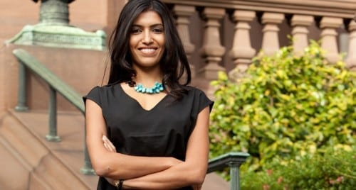 Most Beautiful Women In Tech 2020 - Leila Janah