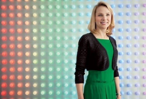 Most Beautiful Women In Tech 2015 - Marissa Mayer
