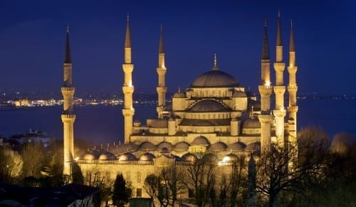 Sultan Ahmed Mosque - Turkey