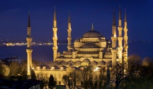 Sultan Ahmed Mosque - Turkey