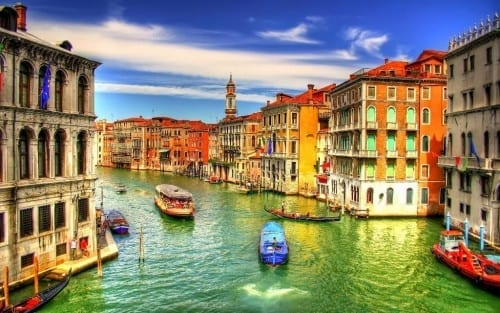 The most beautiful country in 2020 is Italy