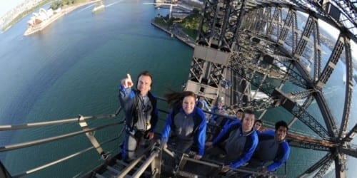 Things You Must Do Before You Die - Climbing Sydney Harbor Bridge