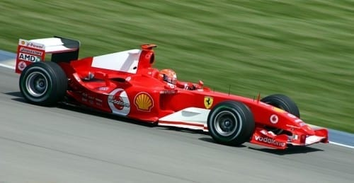 Things You Must Do Before You Die -  Driving a Formula one car