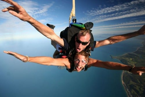 Things You Must Do Before You Die - Skydive