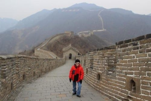 Things You Must Do Before You Die -  Walk the whole Great Wall of China
