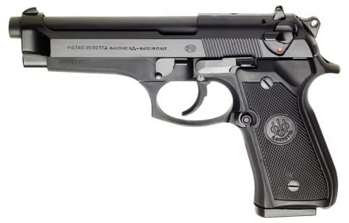 Top 10 Best 9mm Pistols In 2020 - Beretta 92 FS
