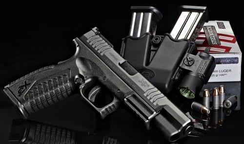 Top 10 Best 9mm Pistols In 2015 - EAA Witness Elite Match