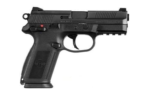 Top 10 Best 9mm Pistols In 2015 - FN Herstal FNX-9 FN