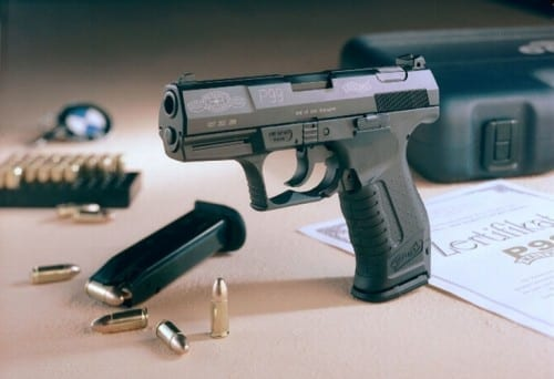 Top 10 Best 9mm Pistols In 2020 - Walther P99