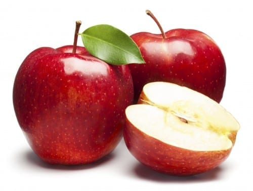 Top 10 Super Foods For Liver - Apple