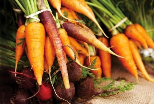 Top 10 Super Foods For Liver  - Beetroots and Carrots