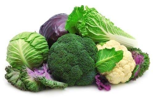 Top 10 Super Foods For Liver - Cruciferous Vegetables