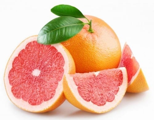 Top 10 Super Foods For Liver - Grapefruit