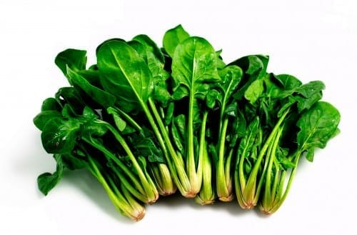 Top 10 Super Foods For Liver - Green Leafy Vegetables