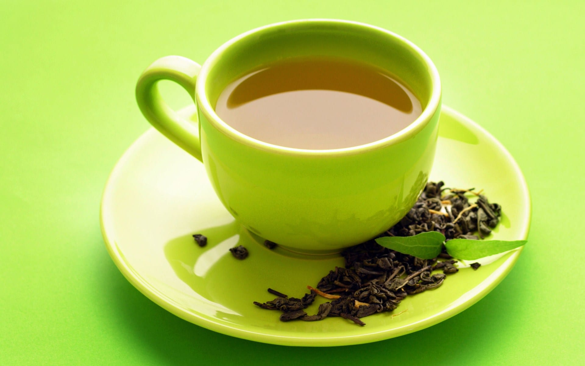 Top 10 Super Foods For Liver - Green Tea