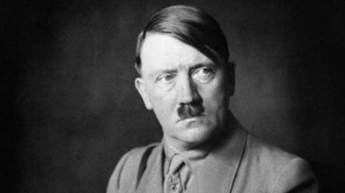 Most Cruel People Ever In History - Adolf Hitler