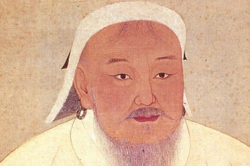 Most Cruel People Ever In History - Genghis Khan