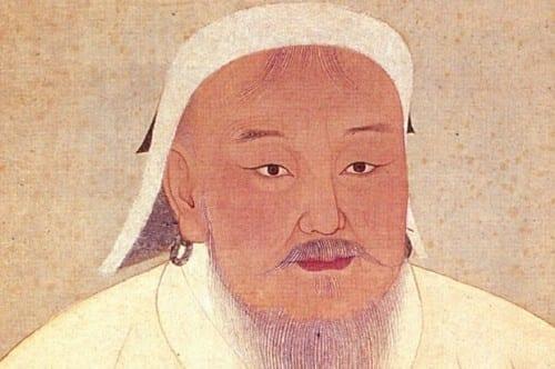 Most Cruel People Ever In History - Genghis Khan