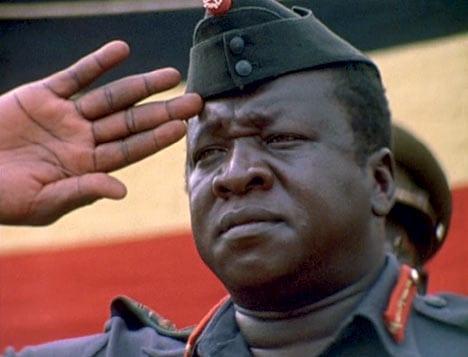 Most Cruel People Ever In History - Idi Amin Dada