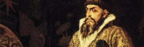 Most Cruel People Ever In History - Ivan IV of Russia