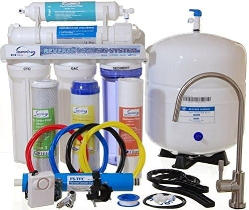 iSpring RCC7 5-Stage Water Filter (Reverse Osmosis System)