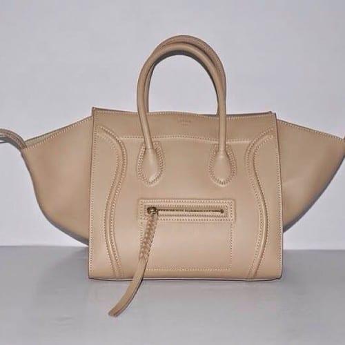 Celine Nude Handbag