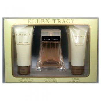 Ellen Tracy Gift Set Perfume for Women 3 count
