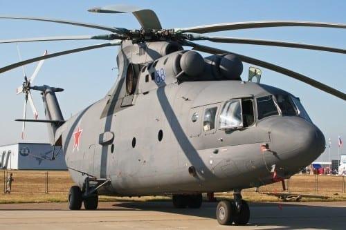Halo Mil Mi-26