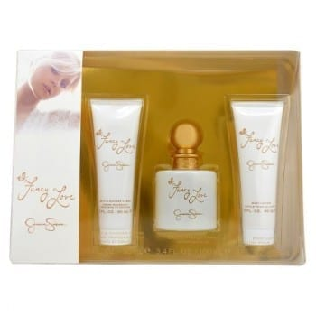 Jessica Simpson Fancy Love 3 Piece Gift Set for Women