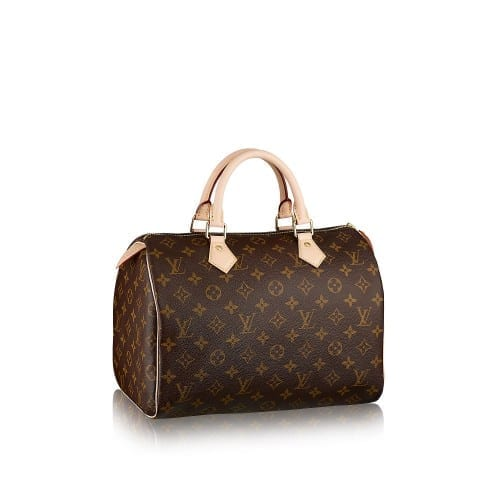 Louis Vuitton Speed Bag