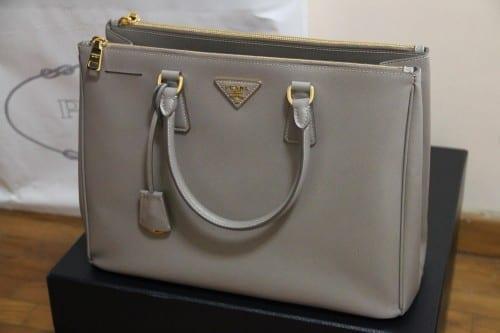 rada Saffiano Handbag