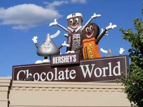 The Hershey (Pennsylvania)