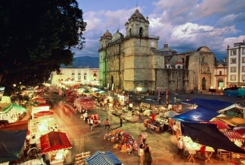 The Oaxaca (Mexico)