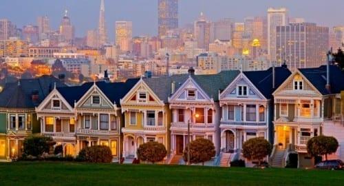 The San Francisco (California)
