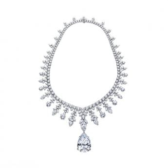 Tiffany and Co. Majestic Diamond Necklace