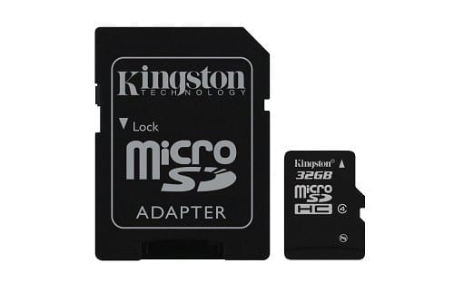 Kingston Class4 32GB Micro SD Card