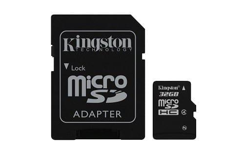 Kingston Class4 32GB Micro SD Card