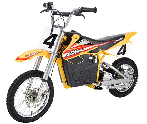 Mx650 raxor dirt motorbike