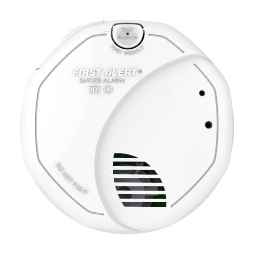 First Alert BRK 3120B Hardwire Dual Photoelectric