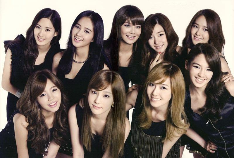 Best Popular Korean Kpop Girl Groups In 2016
